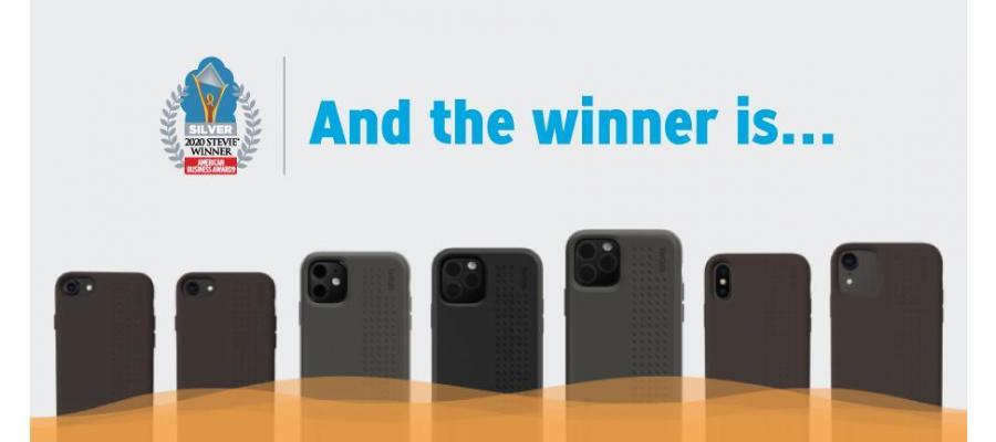 Gadget Guard Cases with alara Win Silver Stevie Award