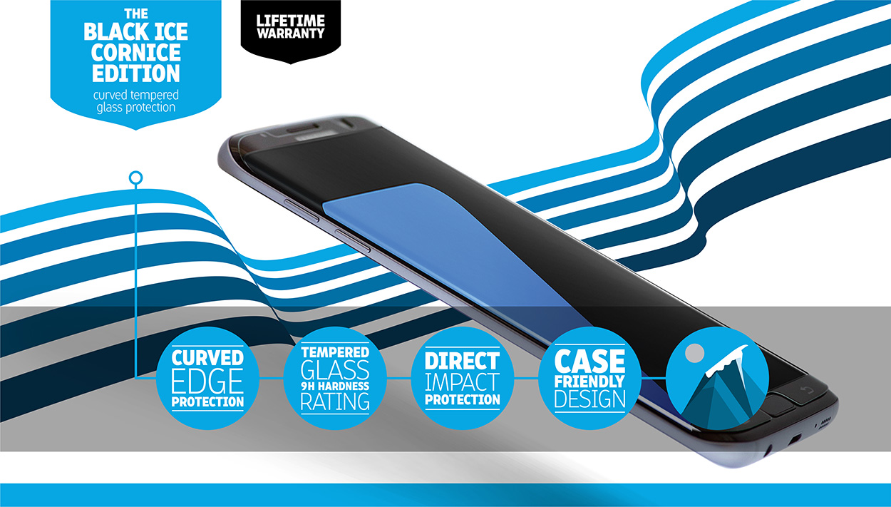 (Curved Tempered Glass)