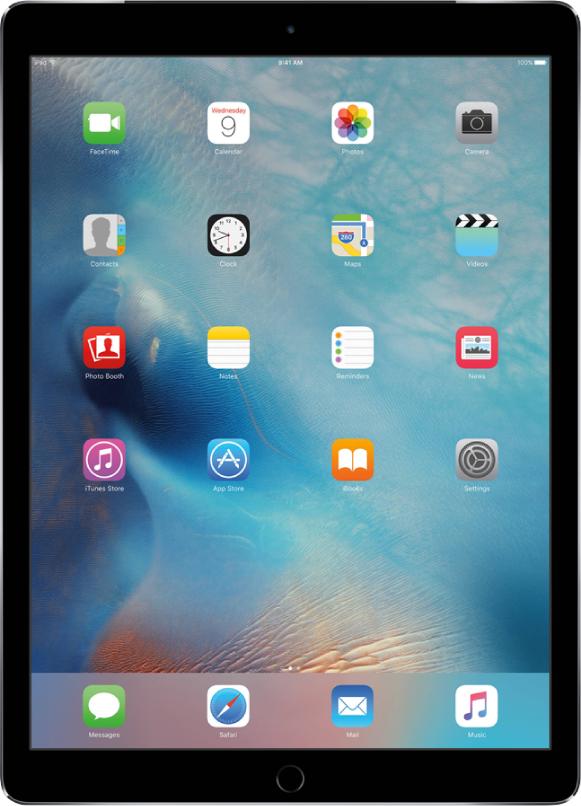 iPad Pro 12.9in