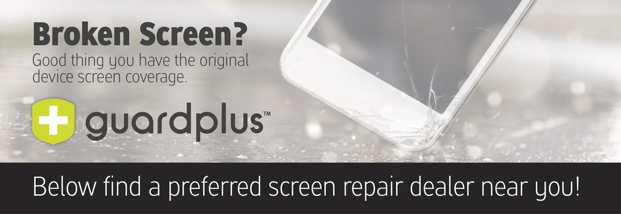 screen repair locations banner