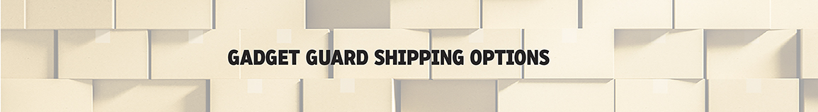 shipping page banner