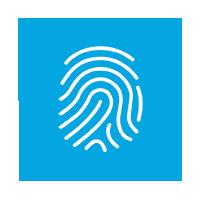 Coated to Reduce Fingerprints & Smudges