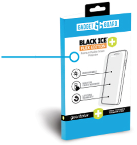 product packaging for Black Ice+ Flex